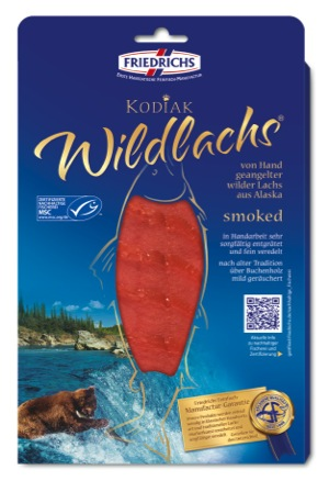 Kodiak Wildlachs