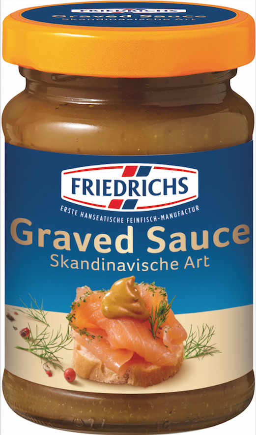 Graved Lachs Sauce